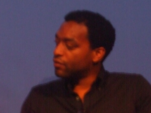 Chiwetel Ejiofor at Telluride
