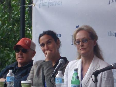 Michael Keaton, Sarah Gavron, Meryl Streep