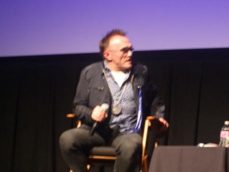 Danny Boyle at Telluride